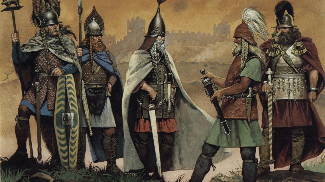 Келтските ловци на глави