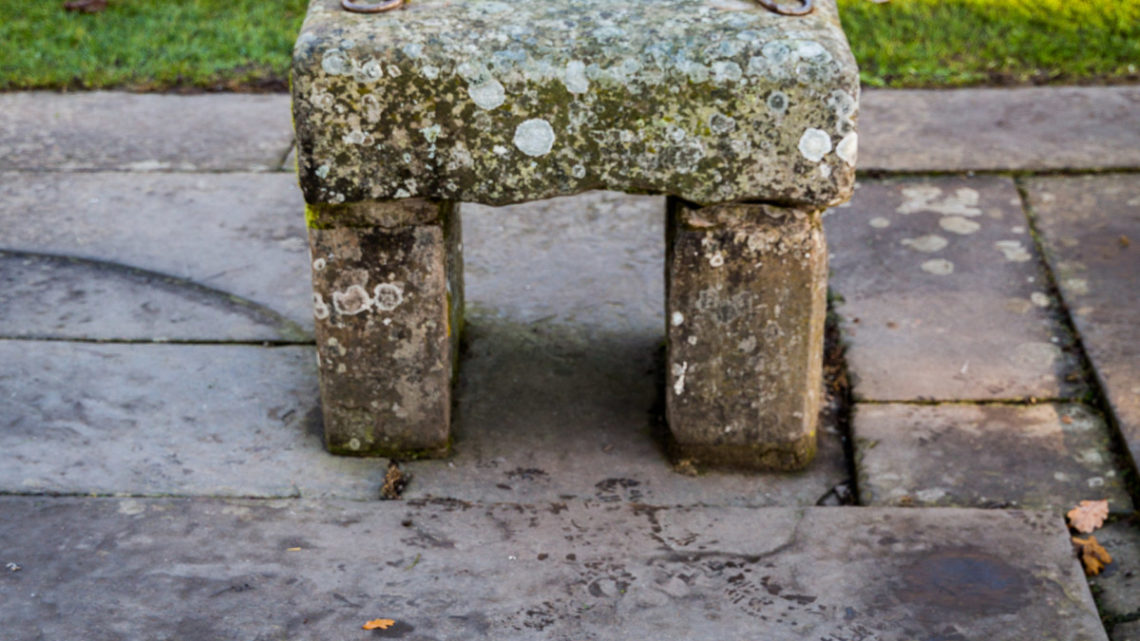 Skun Stone  или как една кражба превръща камък в реликва